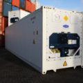 Перевозки в рефконтейнерах